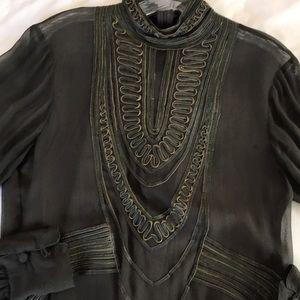 Vintage Antik Batik blouse rare